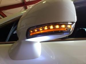 クラウン200系 LEDウインカーミラー
