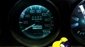 GB122サニートラック メーター照明LED