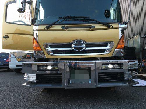 トラック イカリングLED
