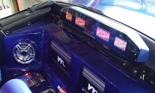 S15 シルビア フルモニターフルーディオ1