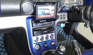 S15 シルビア フルモニターフルーディオ3
