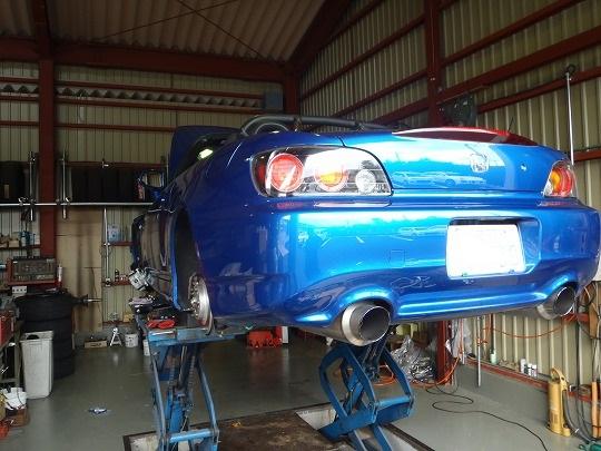 S2000 TEIN SUPER RACING 1